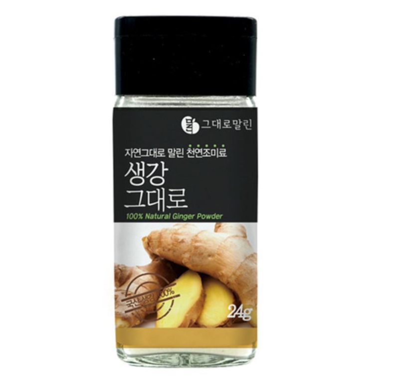 100% Natural Korean Ginger Seasoning