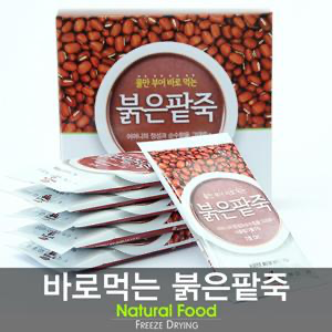 Sanmaeul Red Bean Porridge 25g (6 Pouches per Box at 1 Box)