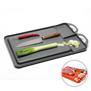 Try the JM Green Double Save S-Cutting Board (Gray) at Seoul Mills!