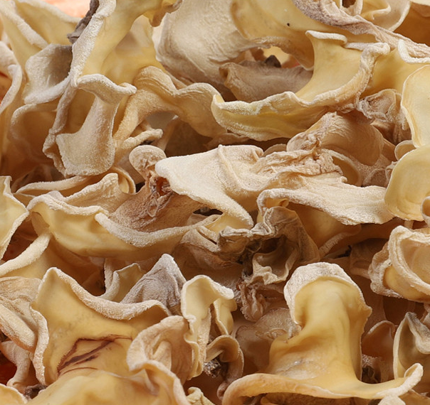 Pesticide-Free Dried White Wood Ear Mushroom 35g