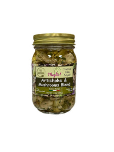 ARTICHOKE & MUSHROOMS BLEND 14oz