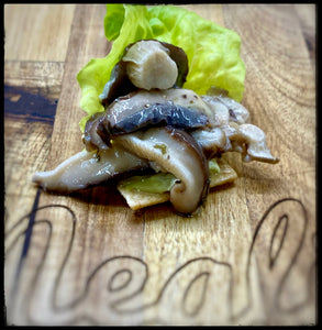 FUNGHI MISTI (MIX OF 4 MUSHROOMS) 14oz