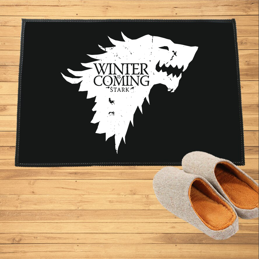Paillasson Geek Game of Thrones Winter is coming