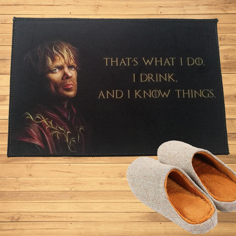 Paillasson Game of Thrones Tyrion Lannister