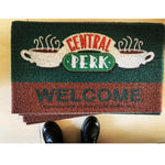 Paillasson Friends Central Perk en PVC