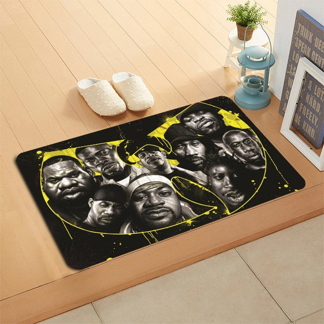 Paillasson Wu Tang - Paillasson.shop