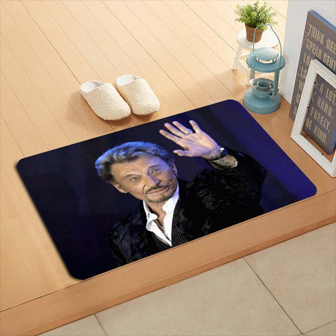 Paillasson Johnny Hallyday