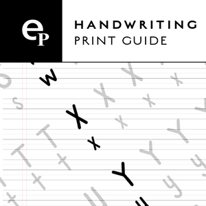 Onyx BOOX - Traceable Print Handwriting Guide