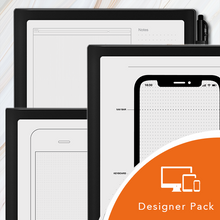 Load image into Gallery viewer, Onyx BOOX - Designer Template Bundle