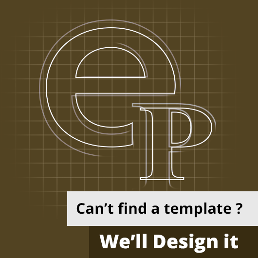 Custom Template Design