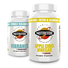 Vibrance + FREE Apple Cider Vinegar