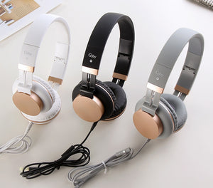 AYA Stereo Sound Headphones Built Ref-AyA18