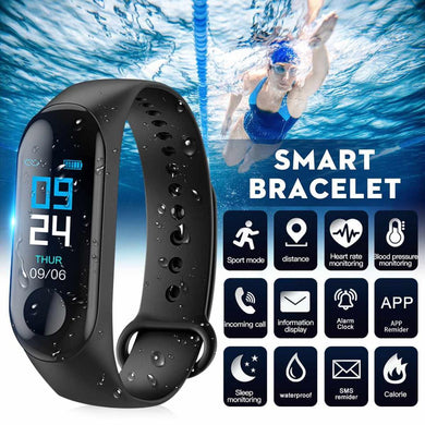 bracelet intelligent Unisex Fitness