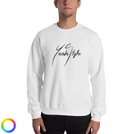 Sweatshirt - light and red edition -