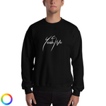 Sweatshirt - night and red edition -