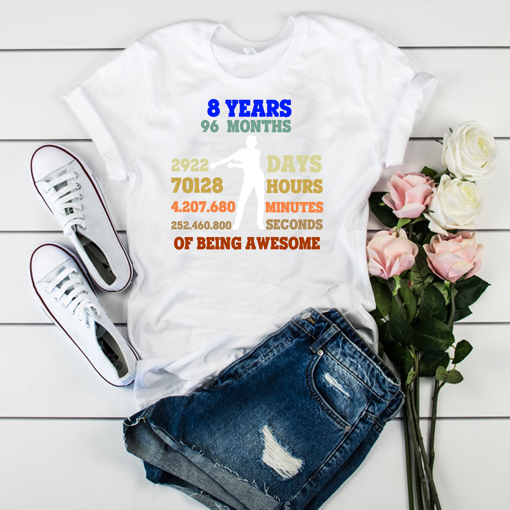 TSHURT 6years for men and women