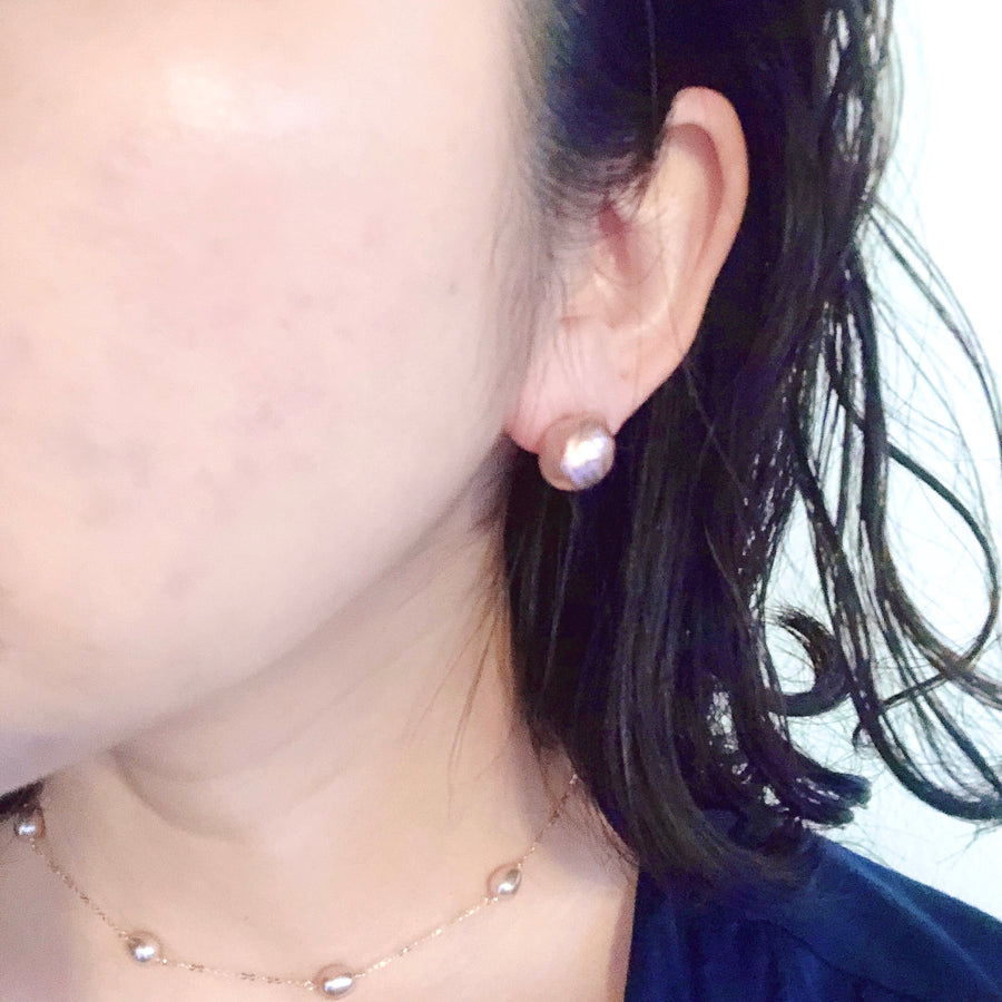10K - Pierce - Pink drape
