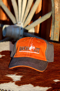 Ranchy Life Bronc Low Crown Snap Back Cap