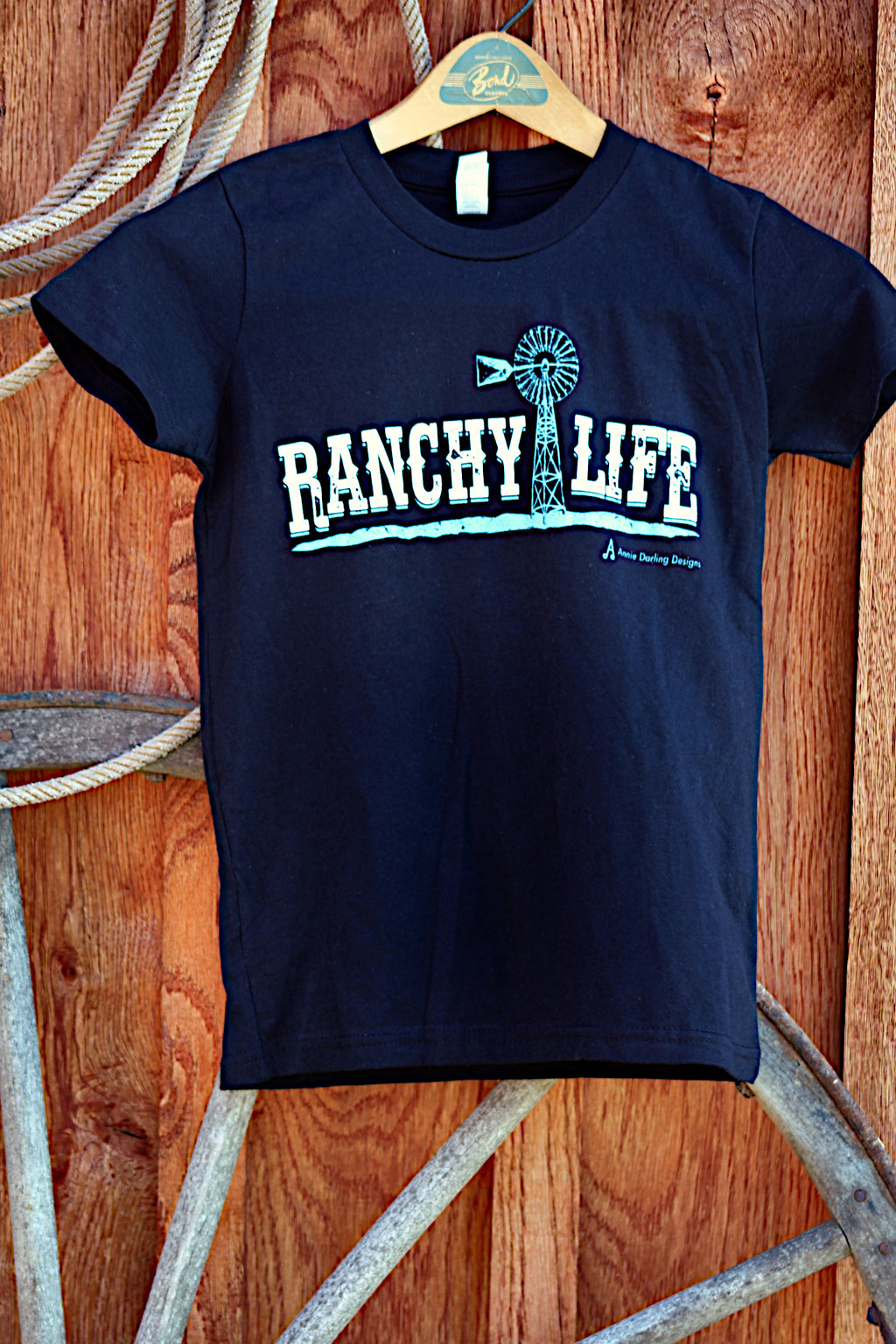 *YOUTH* Ranchy Life Black