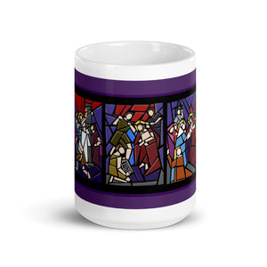 Limited Edition - Lent 2020 Sorrowful Mysteries Mug