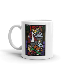 Mug - The Agony in the Garden (Single Mug from the Sorrowful Mysteries Collection)