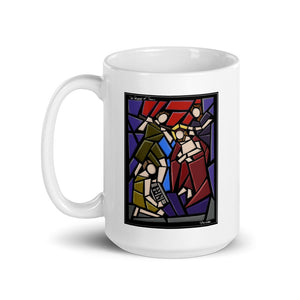 Mug - The Crowning of Thorns (Single Mug from the Sorrowful Mysteries Collection)