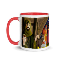 Limited Edition 2020 WRAP AROUND Advent/Christmas Nativity Mug - 4 Colors Available