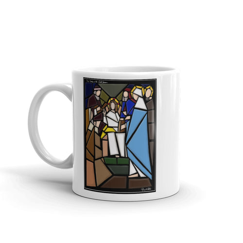 Mug - The Finding of the Child Jesus (Single Mug from the Joyful Mysteries Collection)