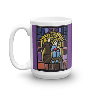 Limited Edition 2019 Advent/Christmas Nativity Mug
