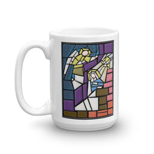 Load image into Gallery viewer, Mug - The Annunciation (Single Mug from the Joyful Mysteries Collection)