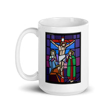 Load image into Gallery viewer, Mug - The Crucifixion (Single Mug from the Sorrowful Mysteries Collection)