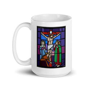 Mug - The Crucifixion (Single Mug from the Sorrowful Mysteries Collection)