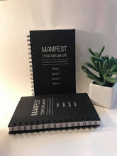 Load image into Gallery viewer, Manifesting Journals- Manifest Your Dream Life