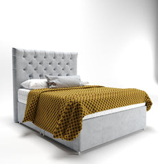 Elysia Storage Divan Bed - Styling It Up