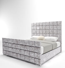 Caesar Cubed Bed - Lorinzer Living