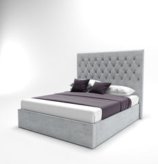 Fabius Ottoman Storage Bed - Styling It Up