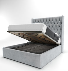 Claude Ottoman Storage Bed - Styling It Up