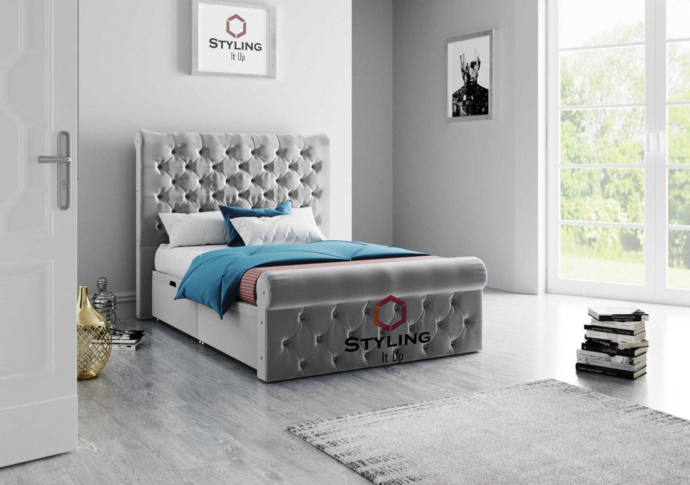Cordin Divan Ottoman Storage Bed - Styling It Up