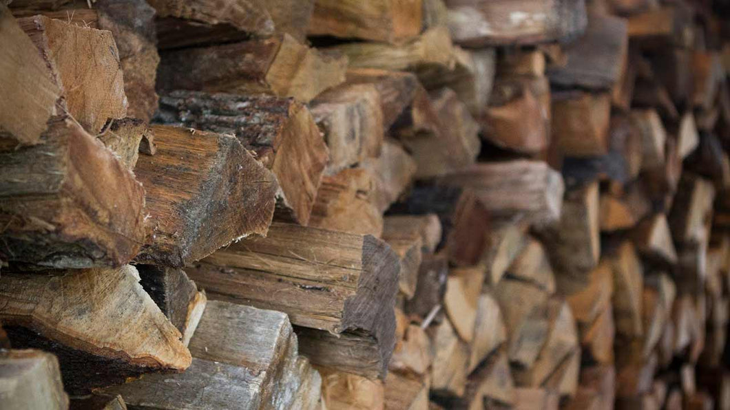 Firewood - 1 Truckload - Delivered and Stacked
