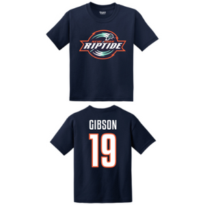 Riptide GIBSON Youth Player Tee