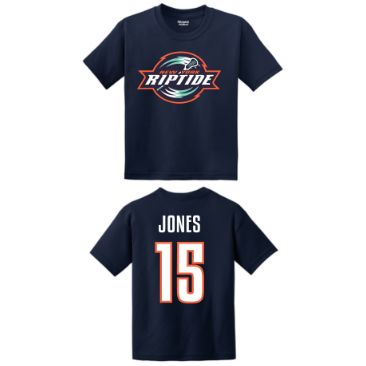Riptide JONES Youth Player Tee