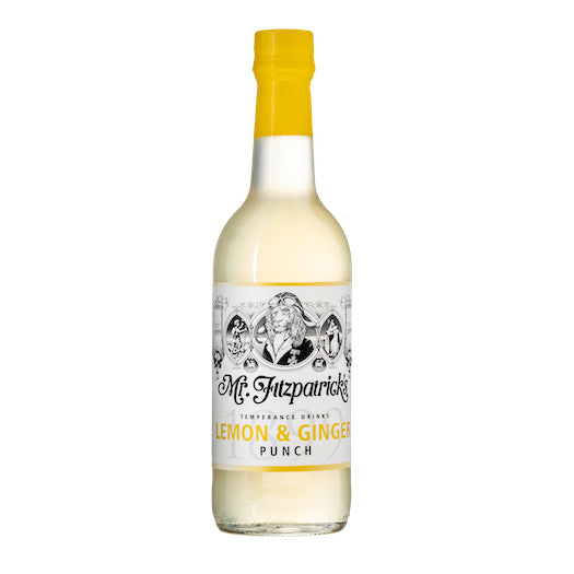 Mr Fitz Lemon & Ginger Cordial
