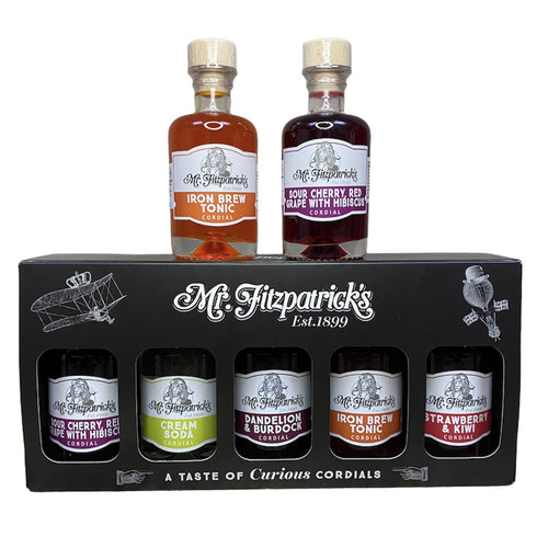 Mr Fitz Retro Miniature Gift Set