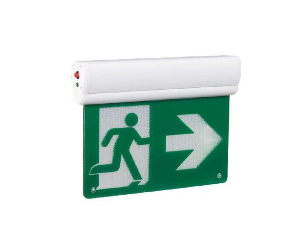 LED Edge-Lit Exit Sign