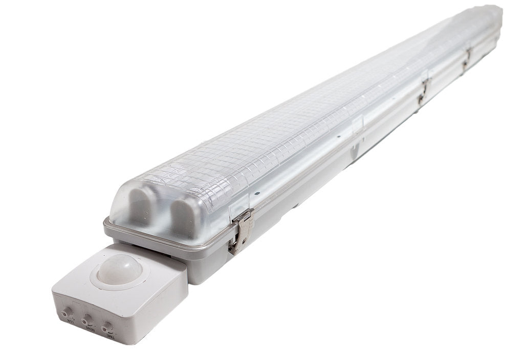 LED Liner strip with motion sensor