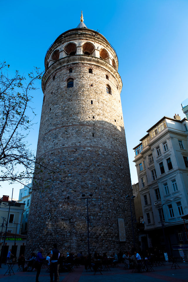 HOWL adventures in Istanbul, Galata Tower