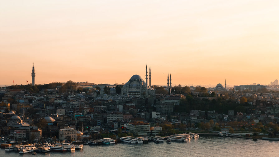 HOWL adventures in Istanbul, Galata Tower - View from the top