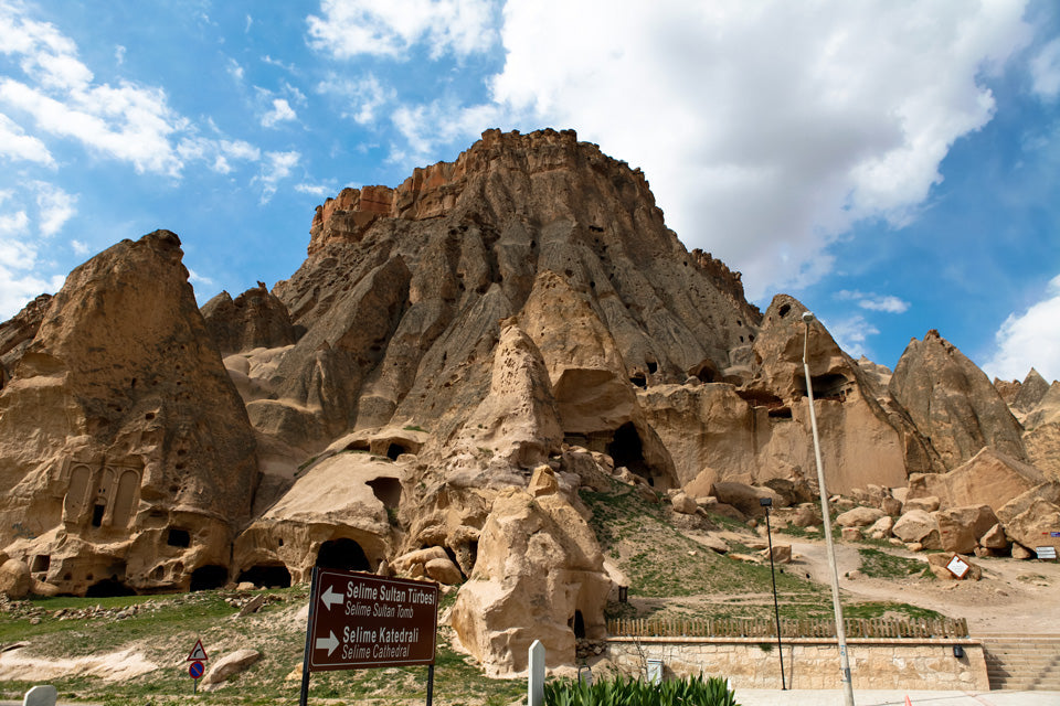 HOWL adventures in Cappadocia, Selime Cathedral
