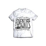 Adventure Awaits - PREMIUM ORGANIC COTTON