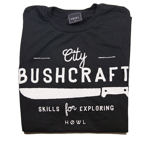 City Bushcraft - PREMIUM ORGANIC COTTON